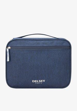 ESSENTIALS  - Wash bag - navy blue