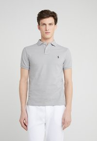 Polo Ralph Lauren - SLIM FIT MODEL  - Polo - soft grey - 0