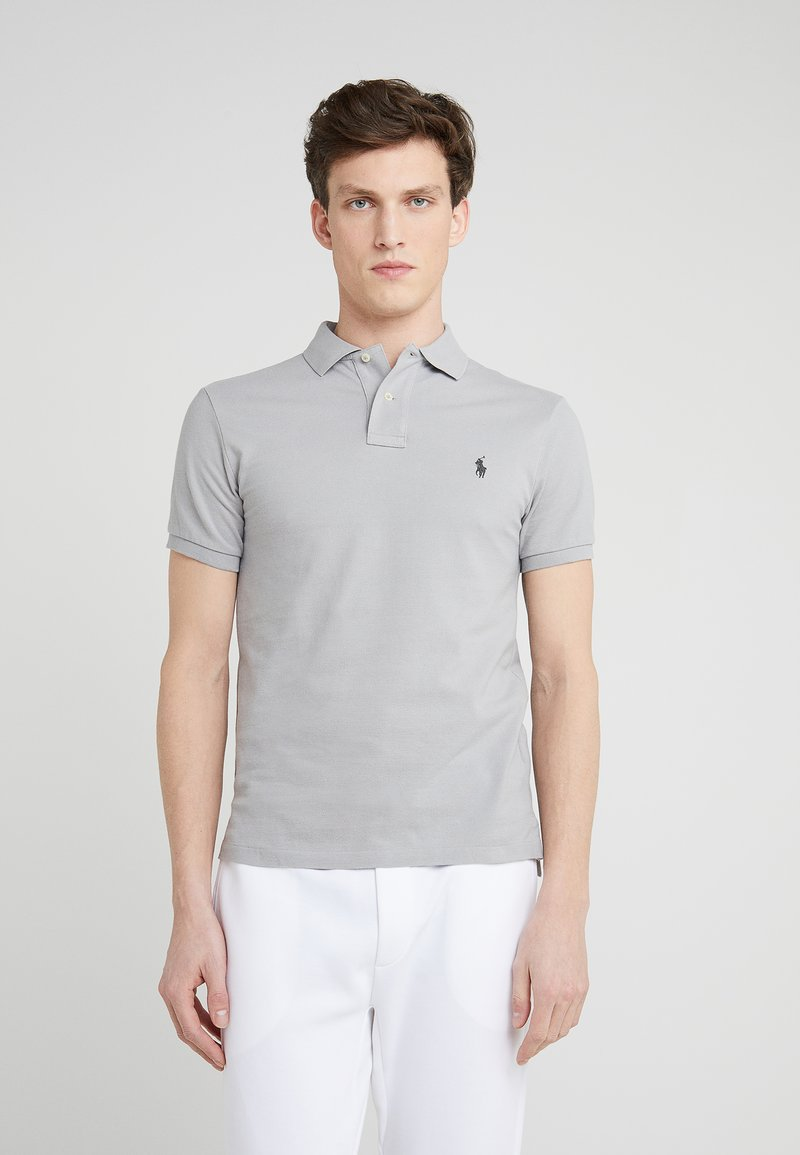 Polo Ralph Lauren - SLIM FIT MODEL  - Polo - soft grey