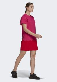 adidas Performance - MARIMEKKO  - Jersey dress - pink - 1