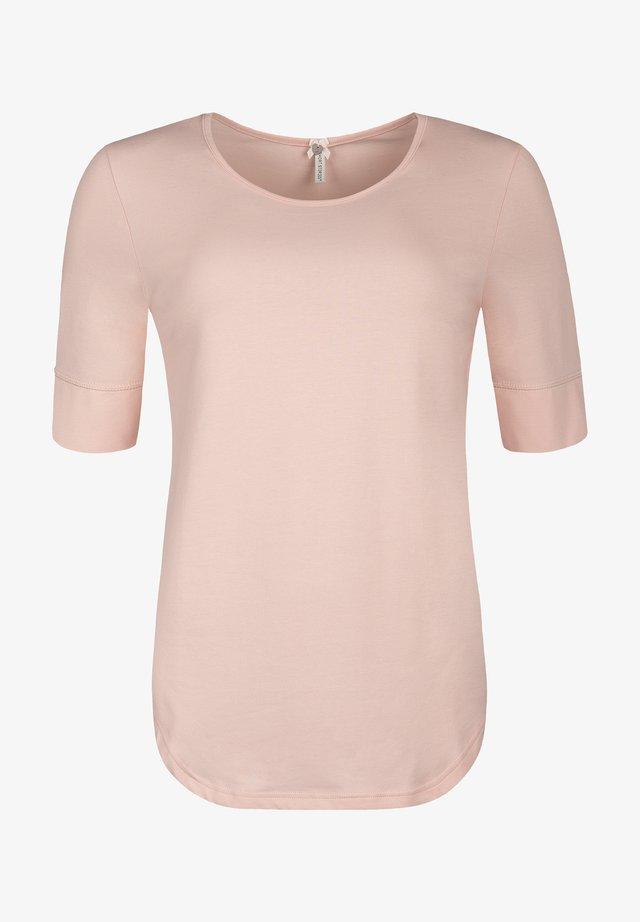 Pyjamashirt - rosa