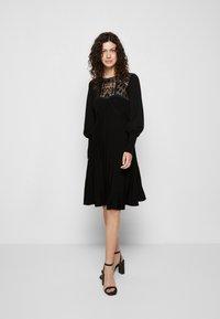 Alberta Ferretti - UNITARD - Cocktail dress / Party dress - black - 5