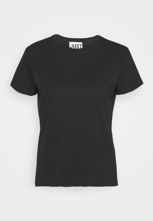 CASH TEE - T-shirt basic - black