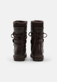 Anna Field - Snørestøvler - dark brown - 3