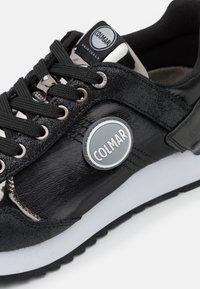 Colmar Originals - TRAVIS PUNK - Baskets basses - black - 6