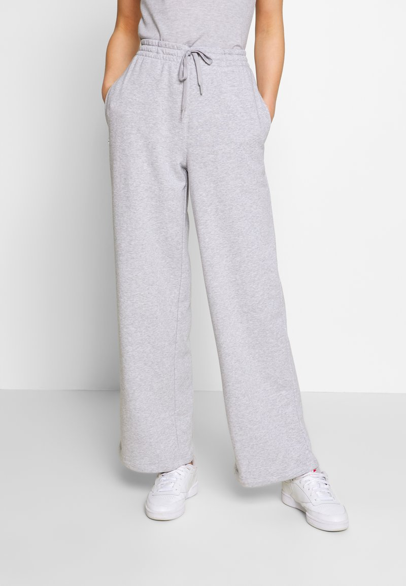 Lacoste - Tracksuit bottoms - silver chine