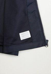 Mango - CHICAGO - Summer jacket - bleu marine foncé - 2