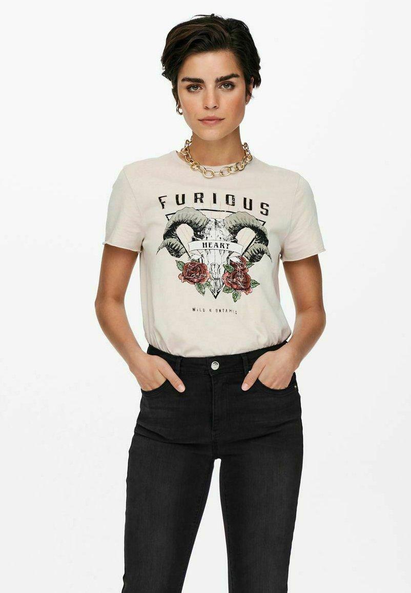 Damen ONLLUCY LIFE  COUNTRY  BO - T-Shirt print
