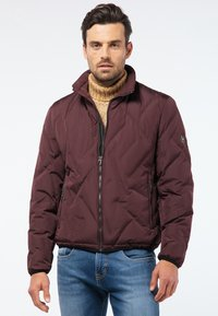 Pierre Cardin - Light jacket - dark red - 0