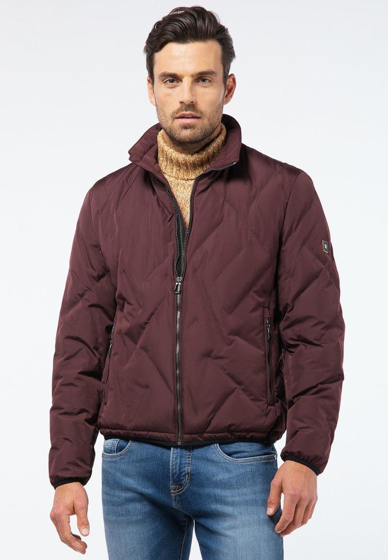Pierre Cardin - Light jacket - dark red
