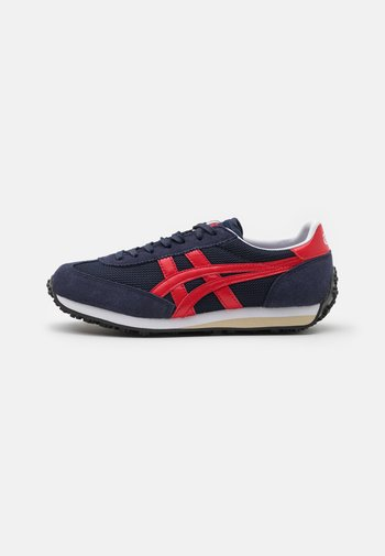 Trainers - midnight/classic red
