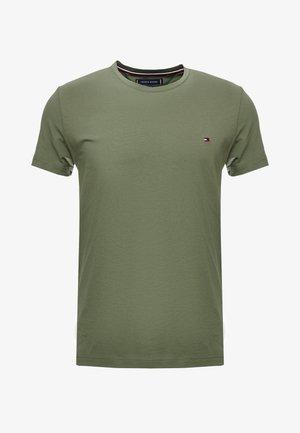 STRETCH TEE - T-shirt basique - green