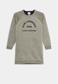 KARL LAGERFELD - DRESS - Jumper dress - lime - 0