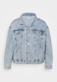 CURVE 90S BAGGY JACKET  - Denim jacket - burleigh blue