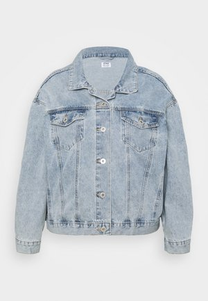 CURVE 90S BAGGY JACKET  - Denim jacket - burleigh blue