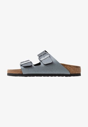 ARIZONA - Slippers - icy metallic anthracite
