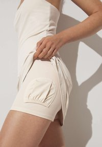 OYSHO - Robe d'été - off white - 4