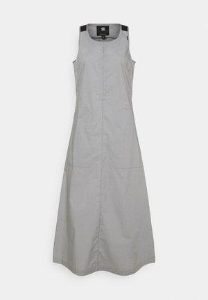 UTILITY DRESS - Day dress - charcoal