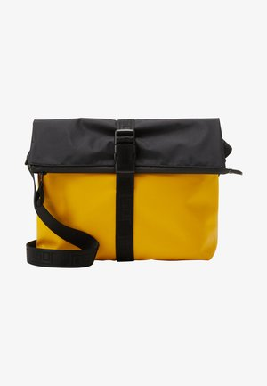 TOLJA SHOULDER BAG - Axelremsväska - yellow