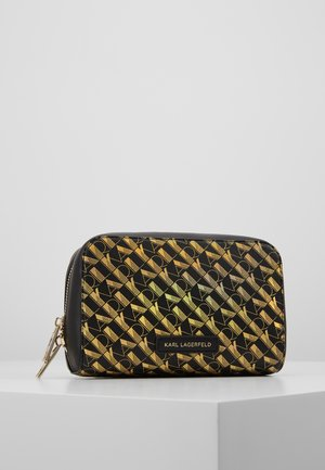 COSMETIC CASE - Trousse - black