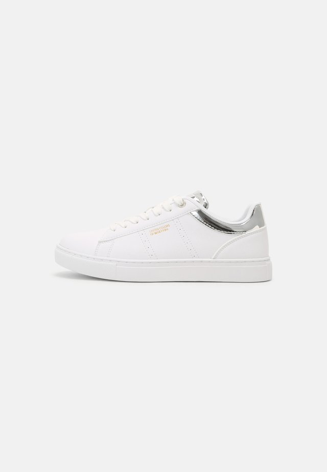 STARCOURT LTX - Baskets basses - white/silver