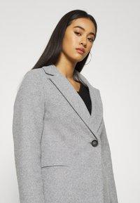 New Look - PIPPA COAT - Zimní kabát - light grey - 3