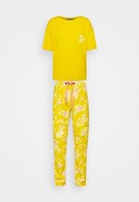 Marks & Spencer London - TROPICAL  - Pyjamas - yellow mix - 3