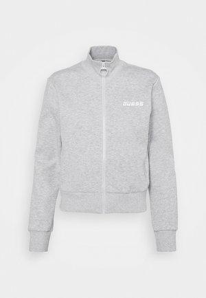 ZIP - Hettejakke - light heather grey