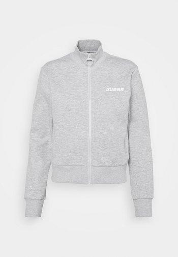 ZIP - Zip-up hoodie - light heather grey