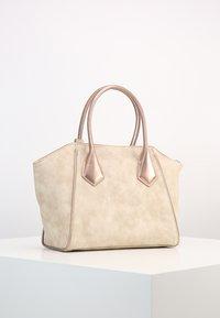 Tamaris - DELFINA - Handbag - sand - 3