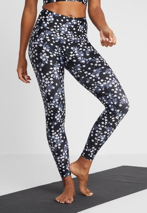 LEGGINGS DAISY - Leggings - dark blue