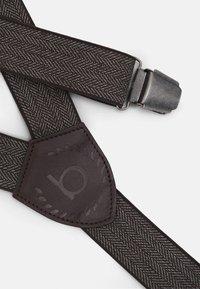 Bugatti - HOSENTRÄGER - Belt - brown - 2