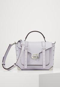 SCHOOL SATCHEL - Handbag - lavender mist