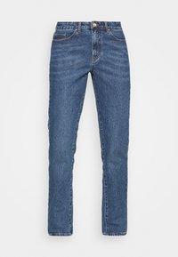 VISTRAY - Straight leg jeans - medium blue denim