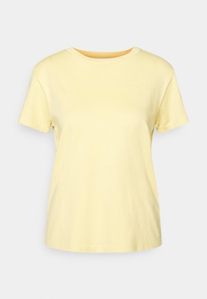 Basic T-shirt - iced vanilla