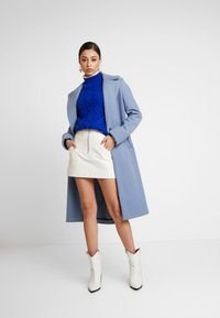 Bec & Bridge - WAX MINI SKIRT - A-line skirt - ivory - 1