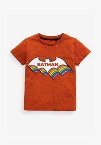 Next - BATMAN - Print T-shirt - brown - 0