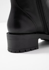 Bianco - BIACLAIRE - Lace-up ankle boots - black - 2