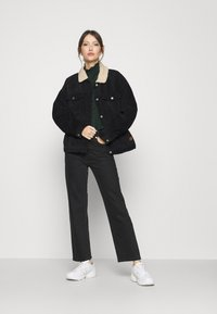 Roxy - GOOD FORTUNE - Light jacket - anthracite - 1