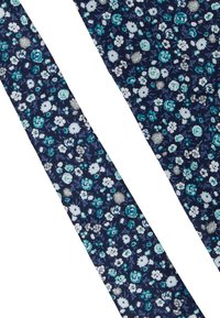 Only & Sons - ONSTBOX TIE & HANKERCHIEF SET - Kapesník do obleku - dark blue/mint - 2