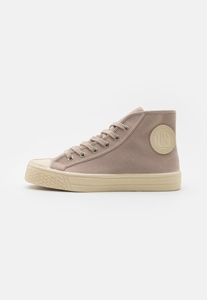 UNISEX - High-top trainers - stone