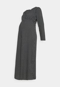 MLWILD DRESS - Maxi šaty - black/white