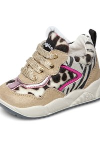 Naturino - IM ZEBRA-DESIGN-PLA - High-top trainers - gold - 5