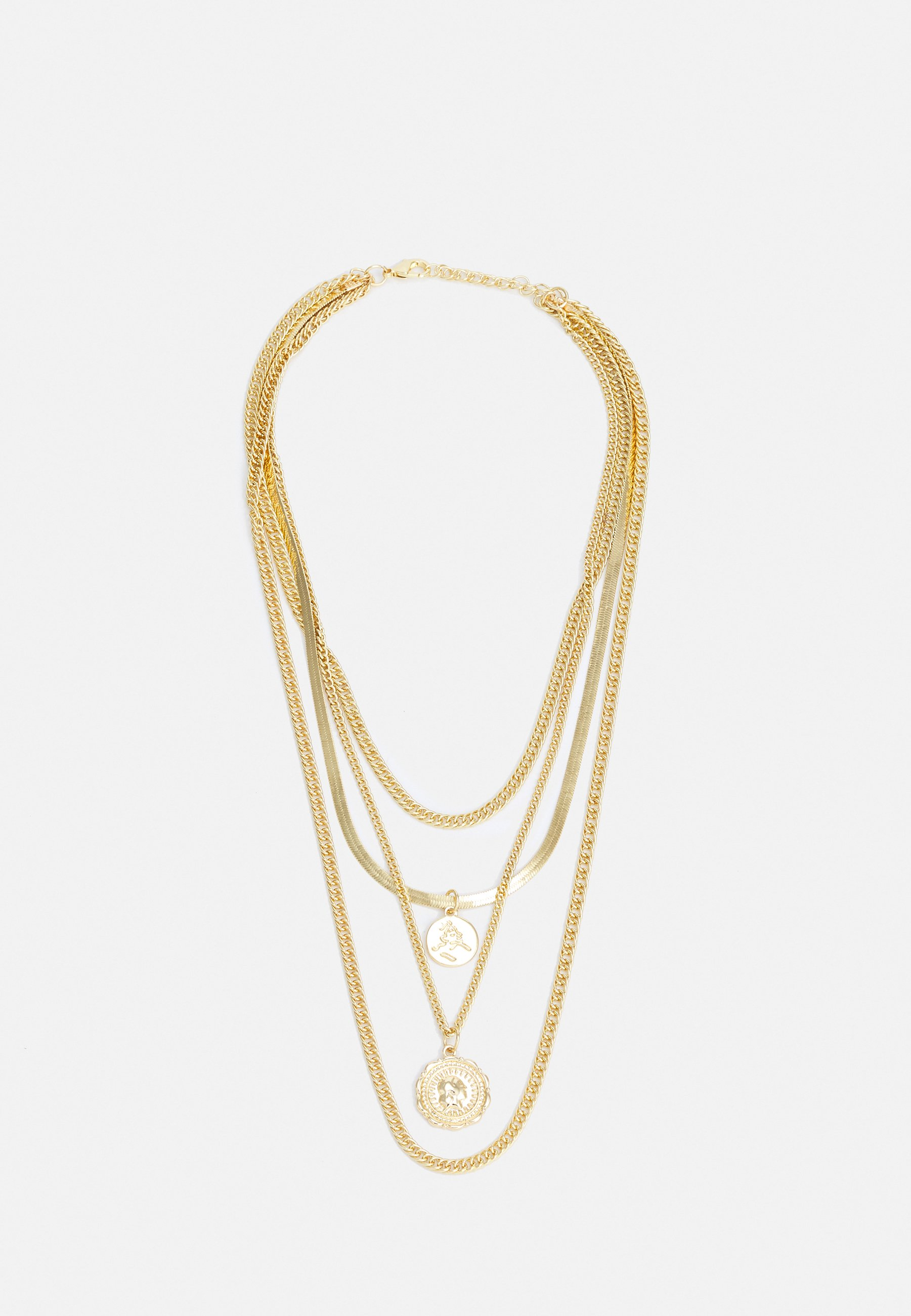 Homme FLAT LAYERING NECKLACE UNISEX - Collier