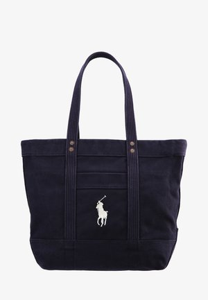 Shopping bags - navy