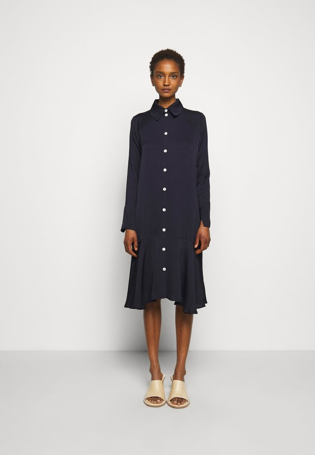 EASE - Shirt dress - dark navy