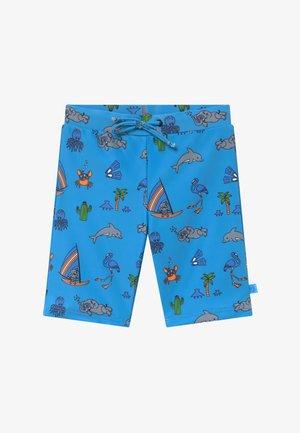 Swimming trunks - sky blue
