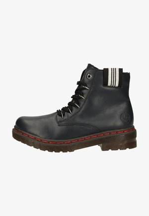 Ankle boots - ozean