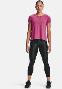 Under Armour - Basic T-shirt - pink quartz - 1