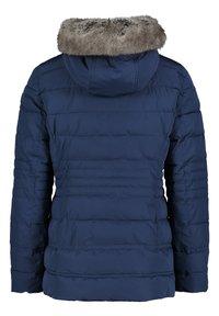 Gil Bret - KUNSTDAUNE - Winter jacket - donkerblauw - 4